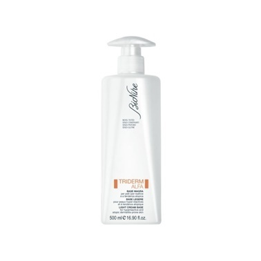 BioNike  Triderm Alfa Light Cream Base 500ml Renksiz